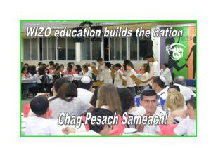 Pesach 2013