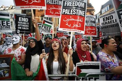 Manchester's Third Intifadists