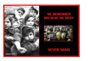 Holocaust remember