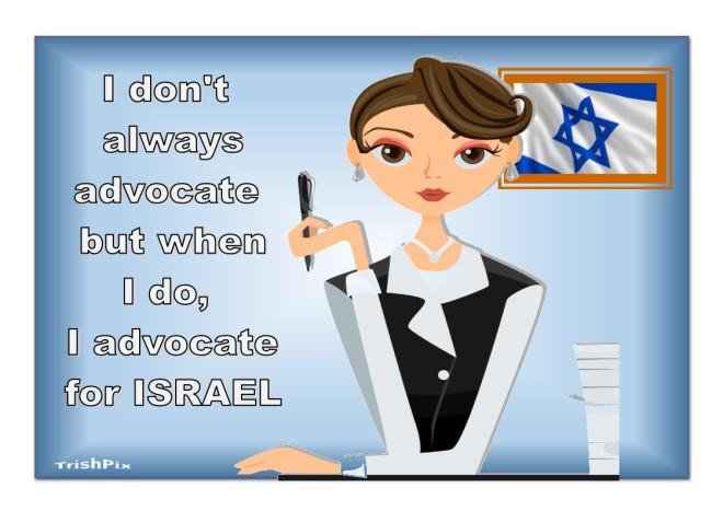Advocate Israel