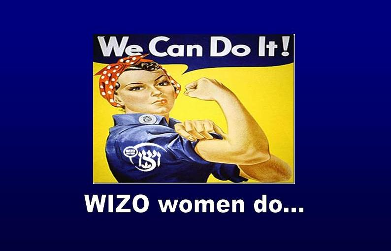 The collective power of WIZO